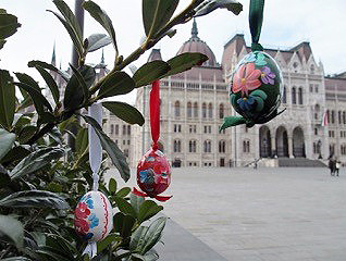 Ostern in Budapest
