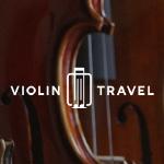 Violin Travel Logo