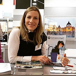 Zahnklinik-Ungarn Patientenberaterin