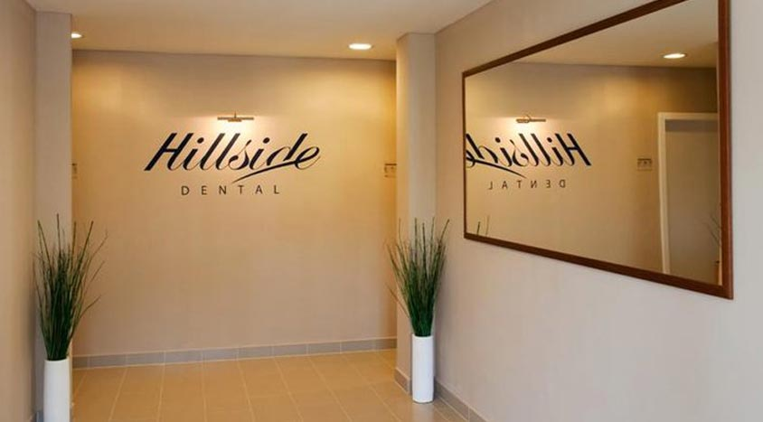 Logo der Hillside Dental Zahnklinik in Sopron