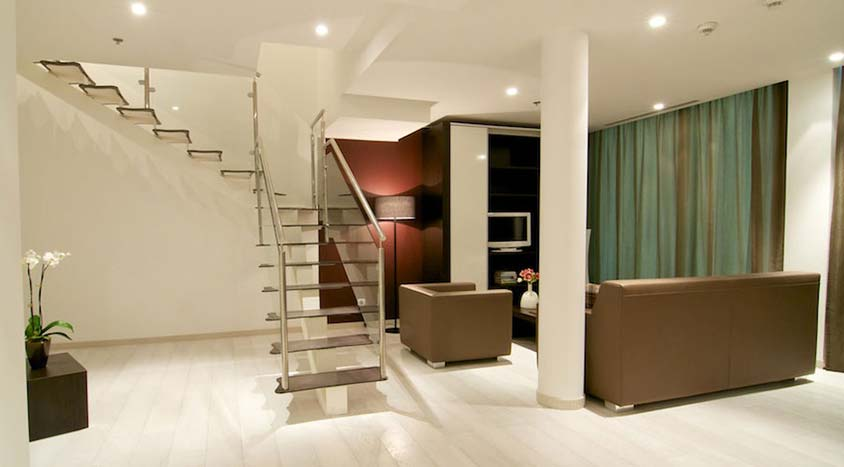Luxushotel Boscolo Appartment